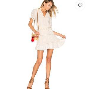 Tularosa Colleen Dress in Shell Boho